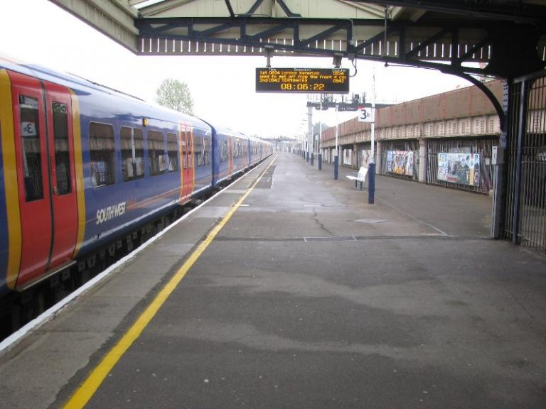 Find Portsmouth Computer Repairs by Train
